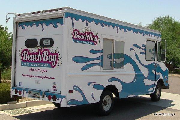 Az Wrap Guys Box Truck Wrap Mesa Az Vinyl Advertizing