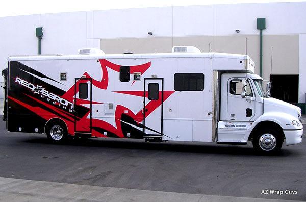 Az Wrap Guys Semi Truck Wrap Mesa Az